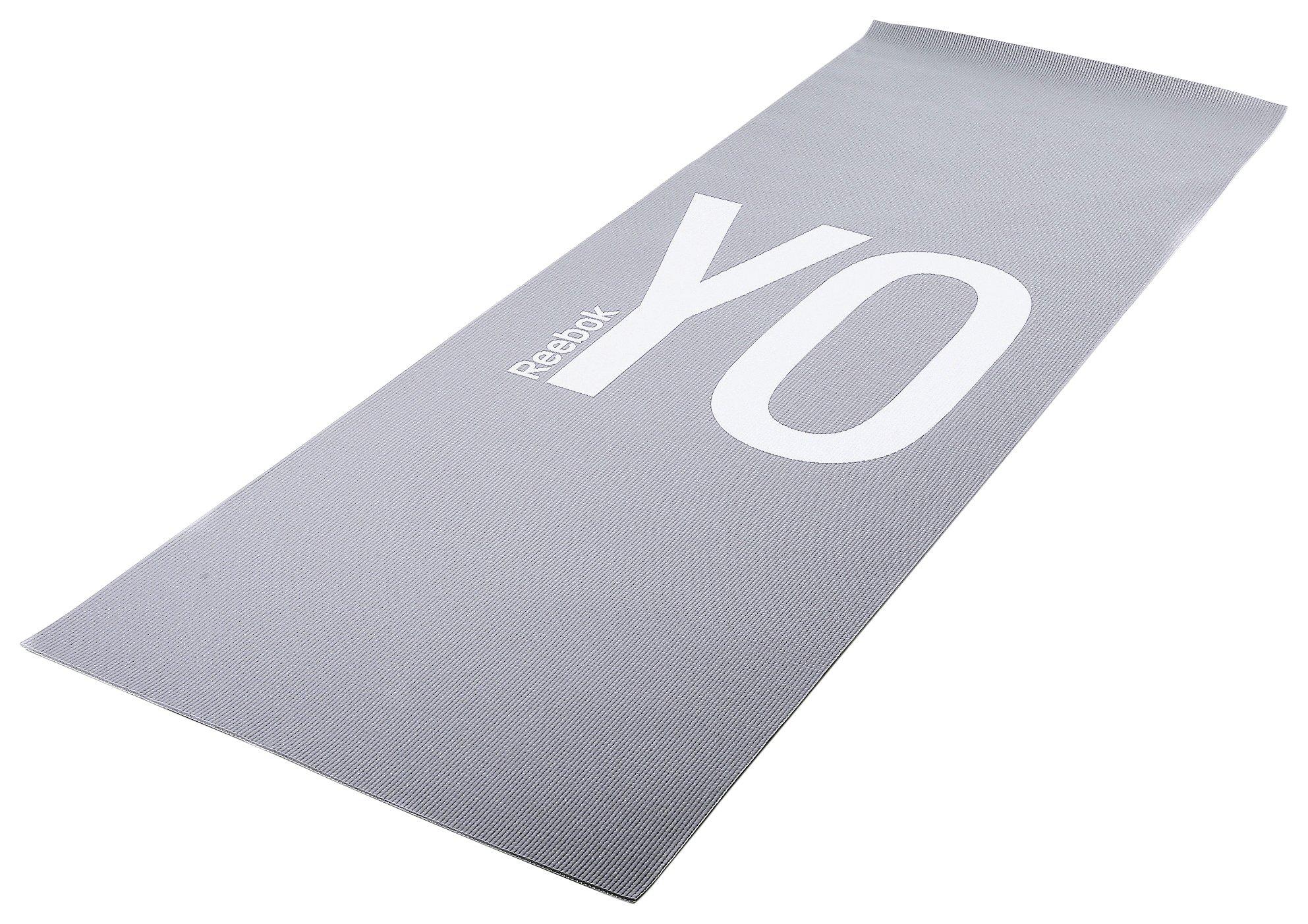 reebok yoga mat. reebok 4mm yoga exercise mat 4