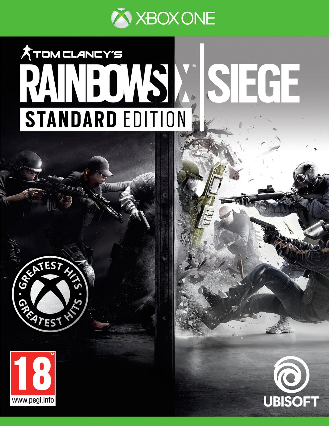 Image of Rainbow Six Siege - Xbox One