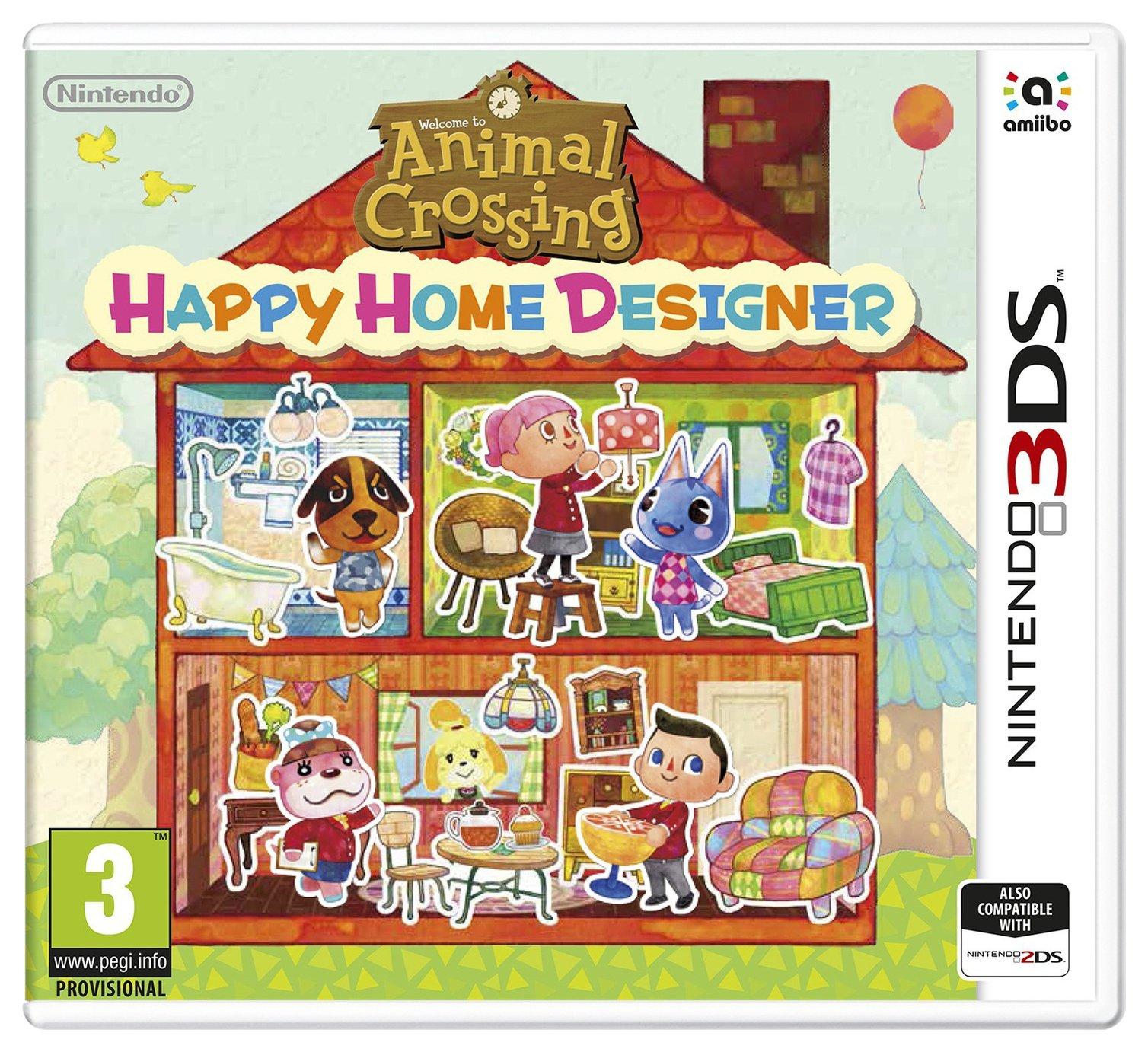Animal Crossing - Happy Home Designer