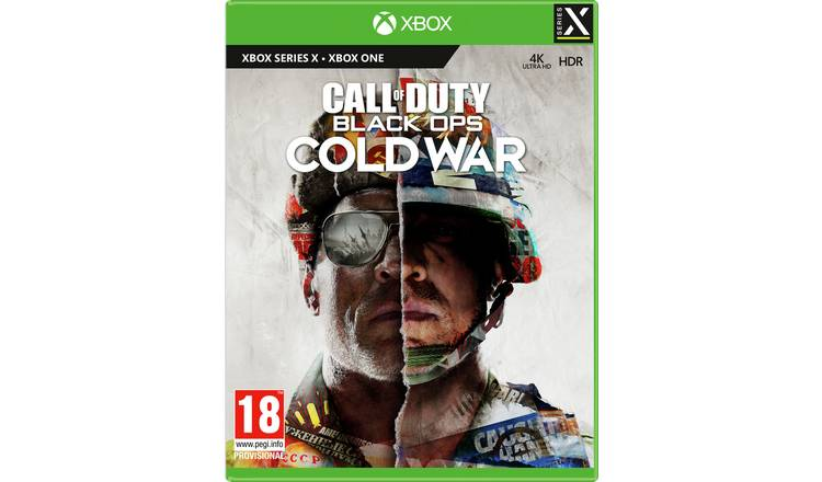 Call of Duty Black Ops Cold War Xbox Series X Game Pre-Order
