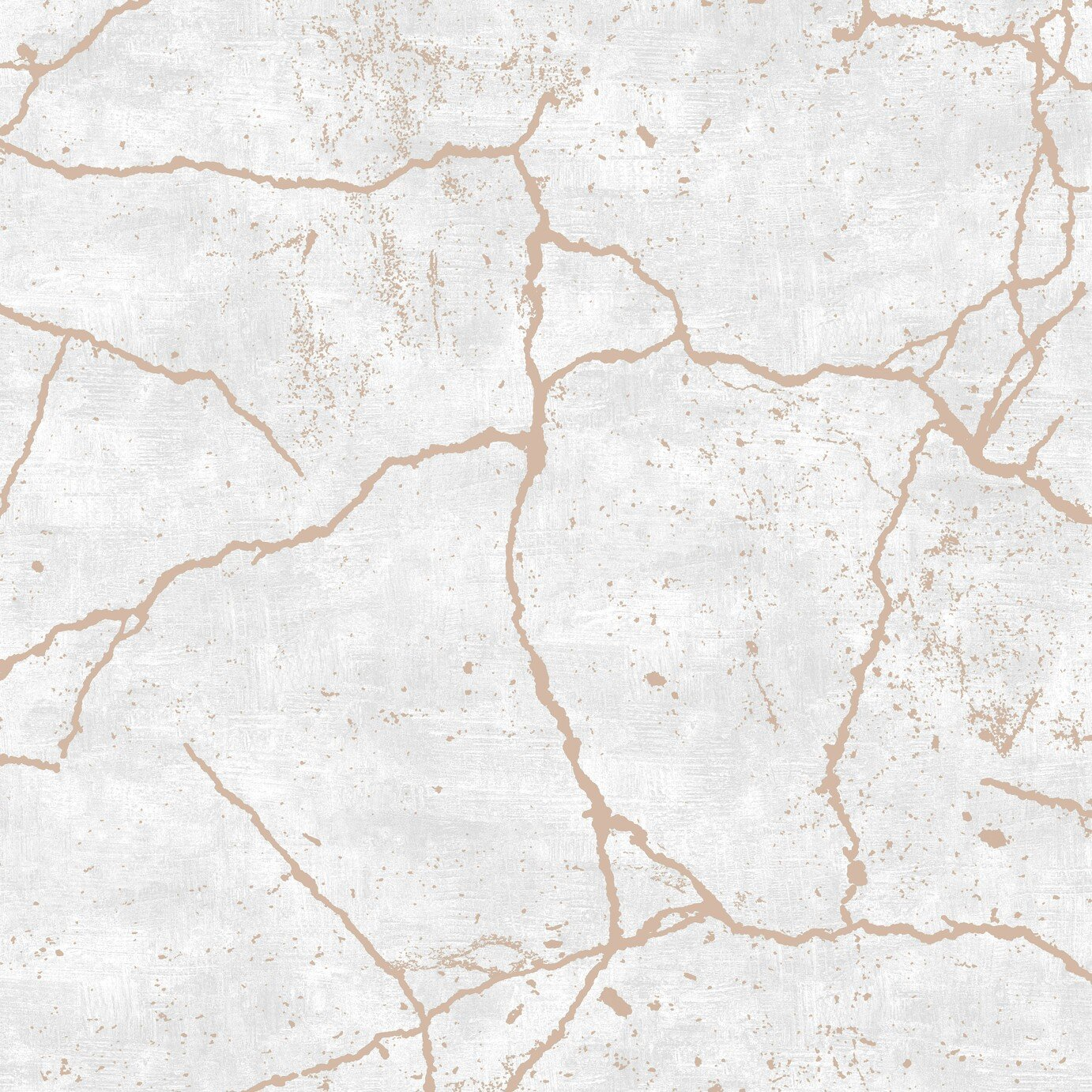 Superfresco Easy Kintsugi Rose Gold Wallpaper