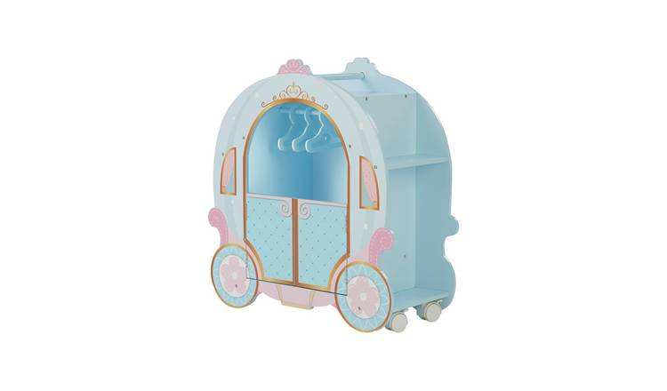 Olivias Little World Toy Doll Pumpkin Carriage Playset