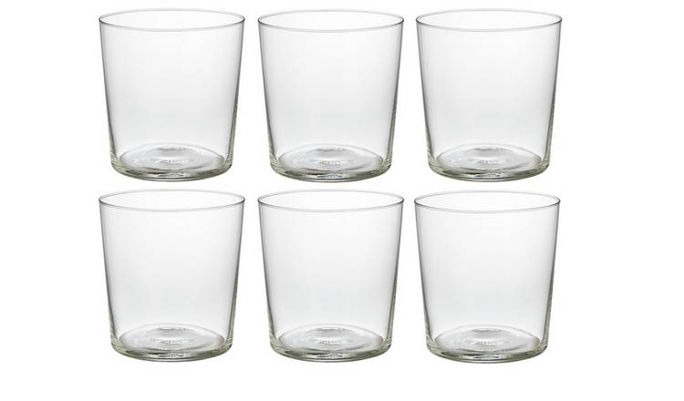 Habitat Baron Set of 6 Tumblers