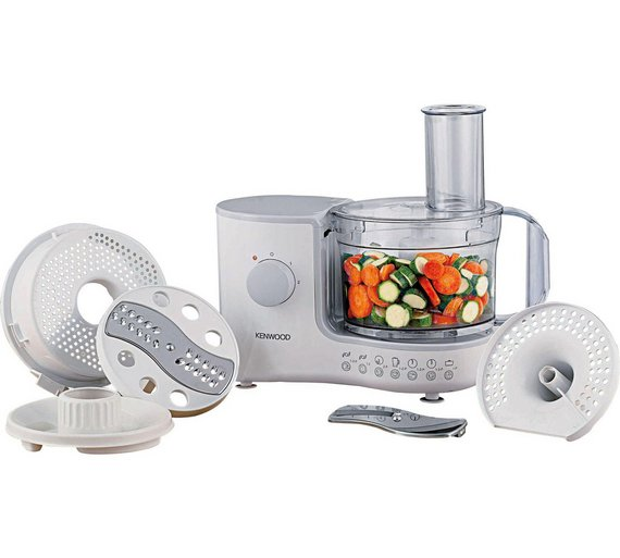 Kenwood Fp Food Processor White