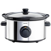 Breville - ITP136 35L Slow Cooker - Stainless Steel
