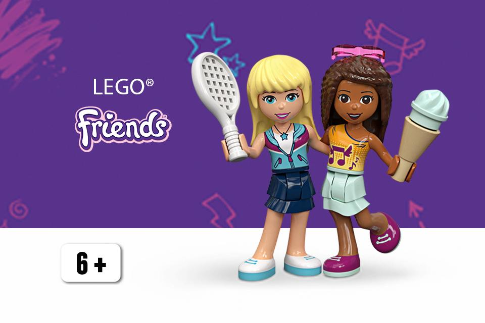 LEGO® Friends.