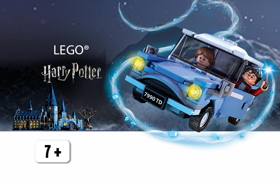 Shop LEGO® Harry Potter.