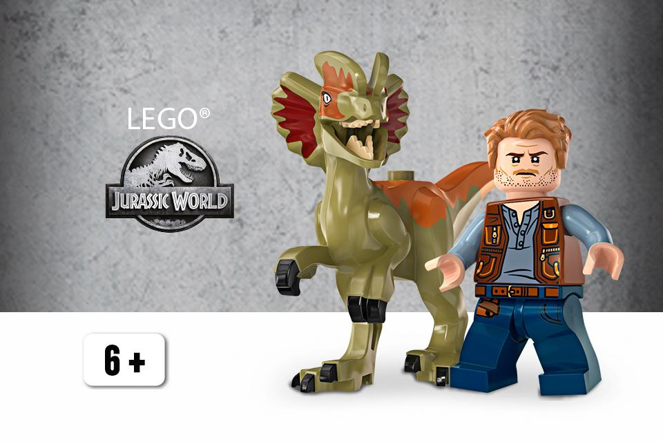LEGO® Jurassic World.