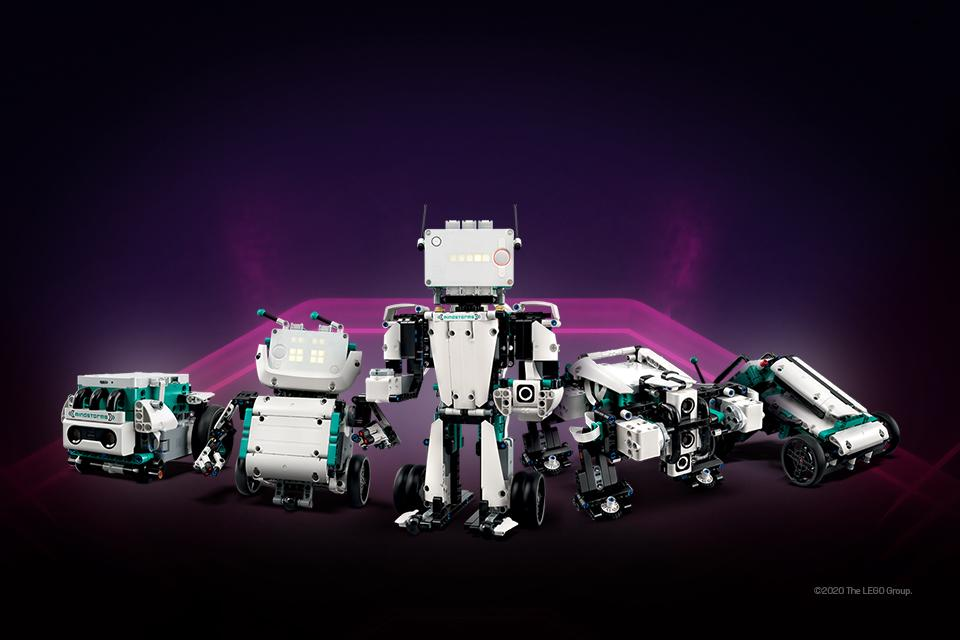 Discover the amazing new LEGO® Mindstorm 51515.
