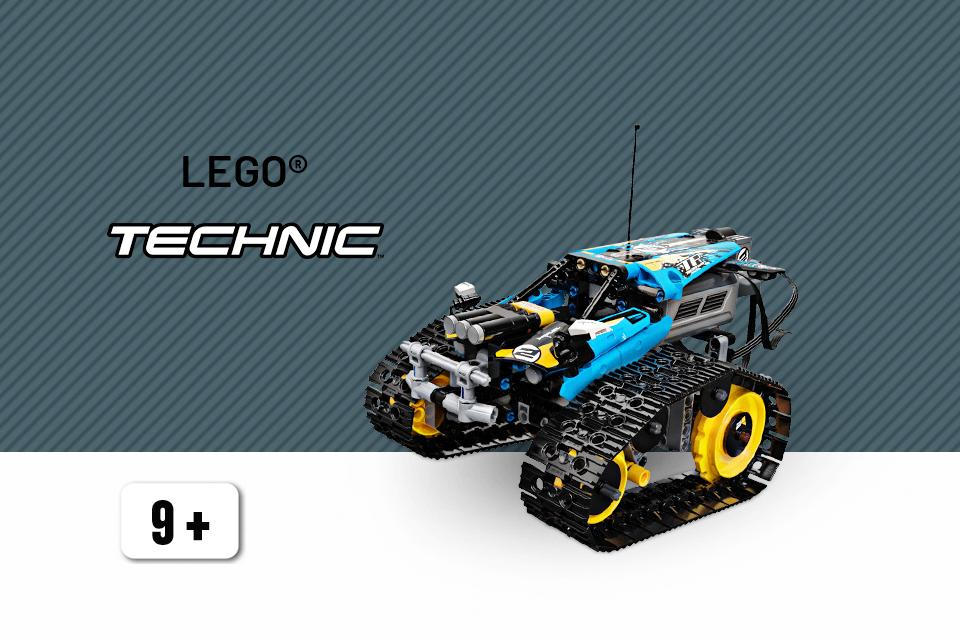 Shop LEGO® Technic.
