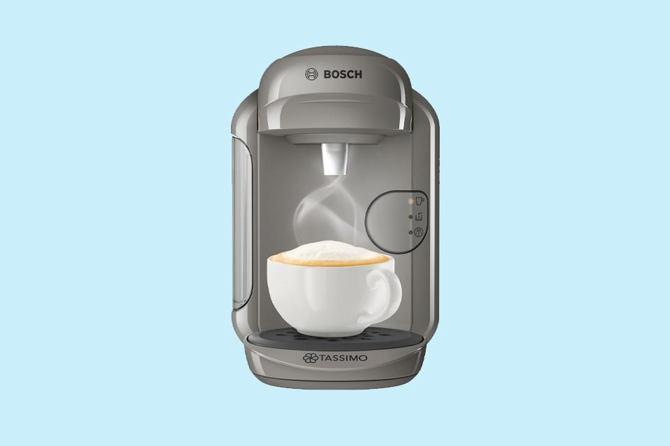 Tassimo by Bosch Vivy Pod Coffee Machine - Grey/