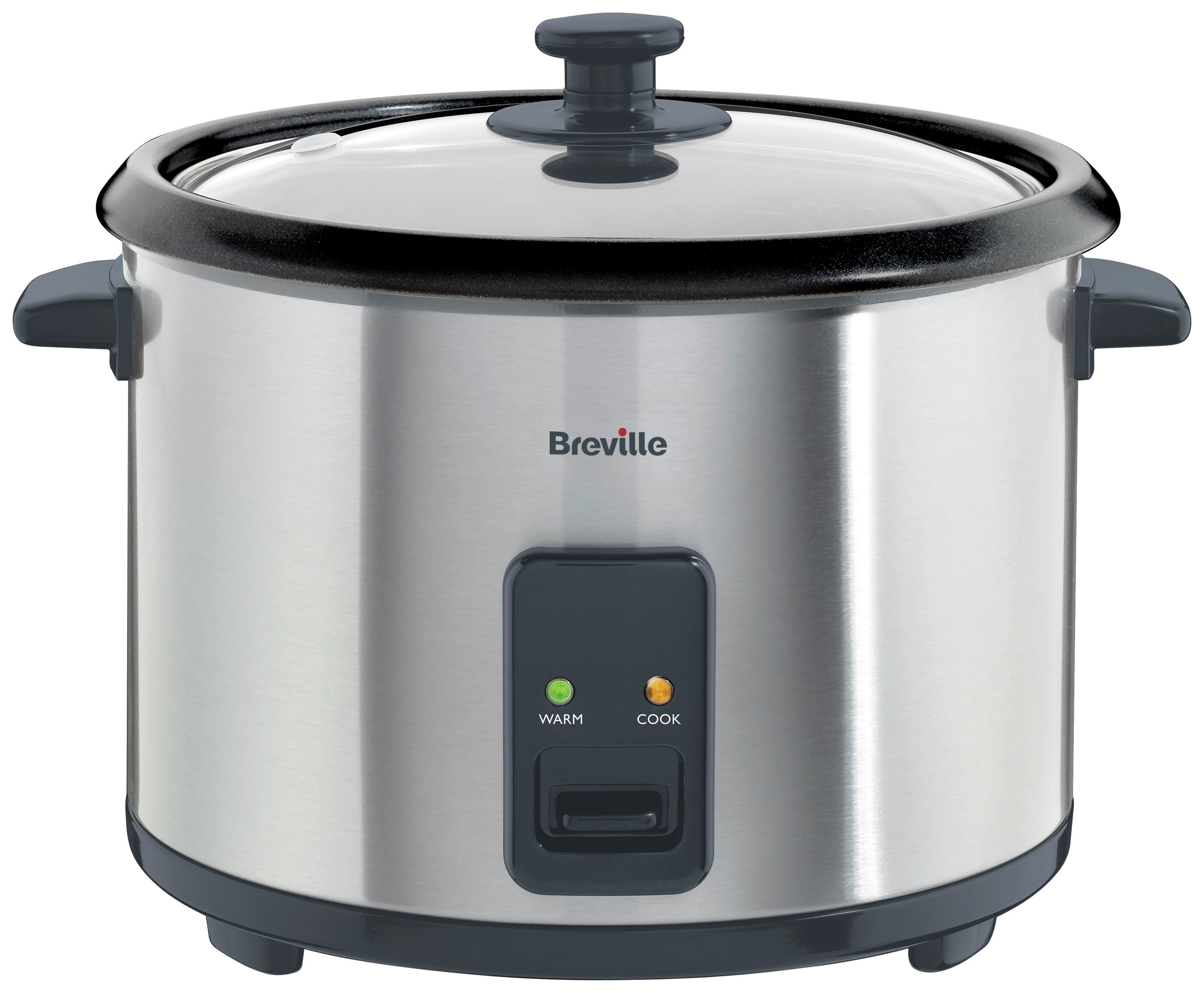 Image of Breville - ITP181 18L Rice Cooker - and Steamer - St/Steel
