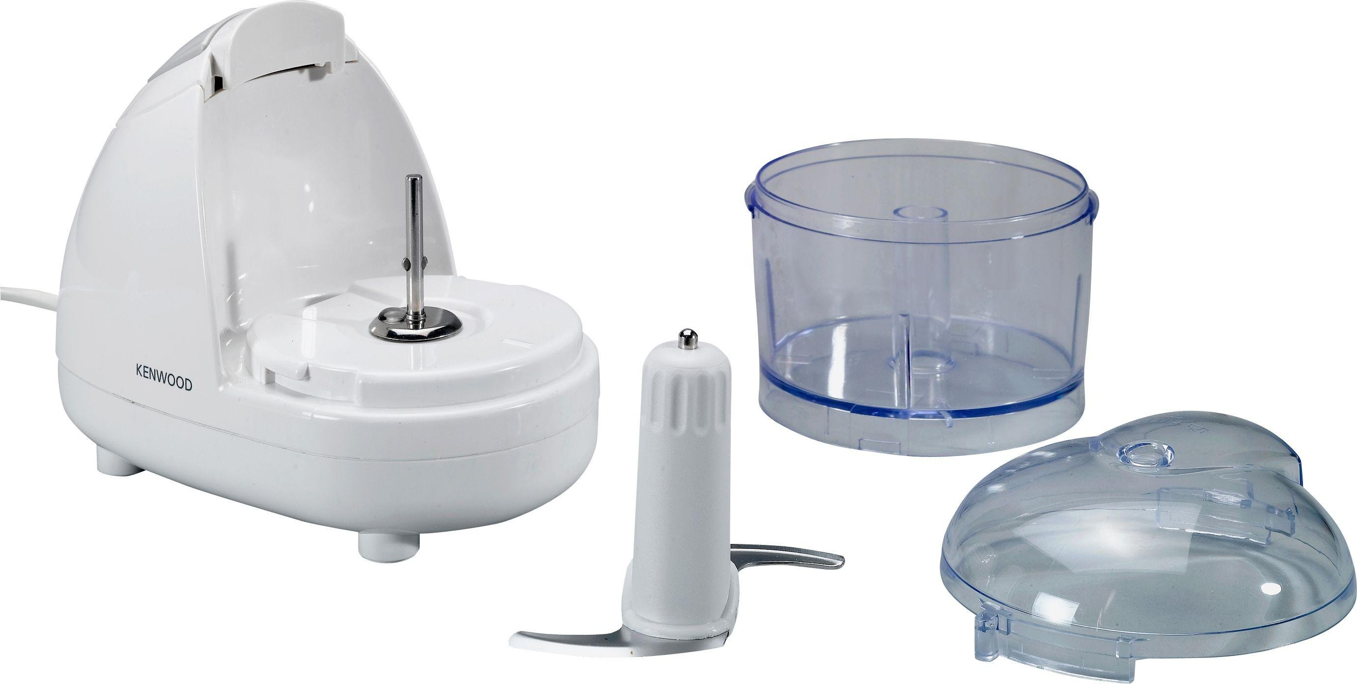 Kenwood CH180 Compact Mini Chopper - White lowest price