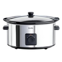 Breville - ITP138 55L Slow Cooker - Stainless Steel