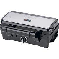 Waring - Toaster - WOSM1U - 2 Slice Deep Fill Sandwich Toaster - -St/Steel