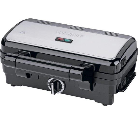 buy waring wosm1u 2 slice deep fill sandwich toaster st. Black Bedroom Furniture Sets. Home Design Ideas