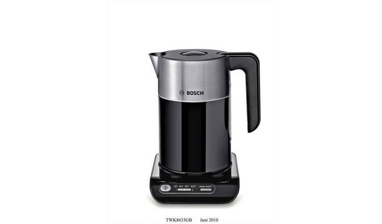 999959a60f7 Buy Bosch TWK8633GB Styline Kettle - Black