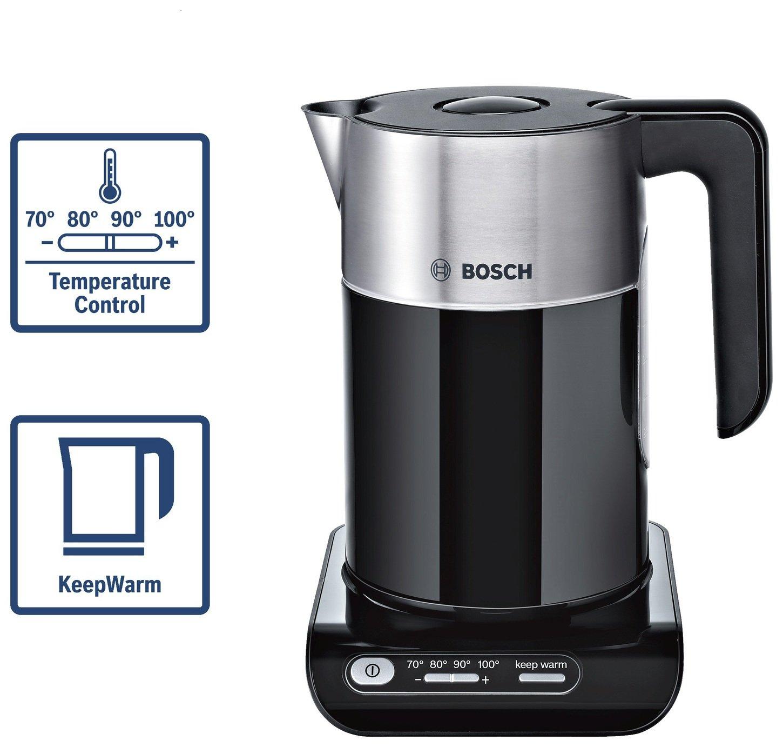 bosch twk8631gb styline kettle white. Black Bedroom Furniture Sets. Home Design Ideas