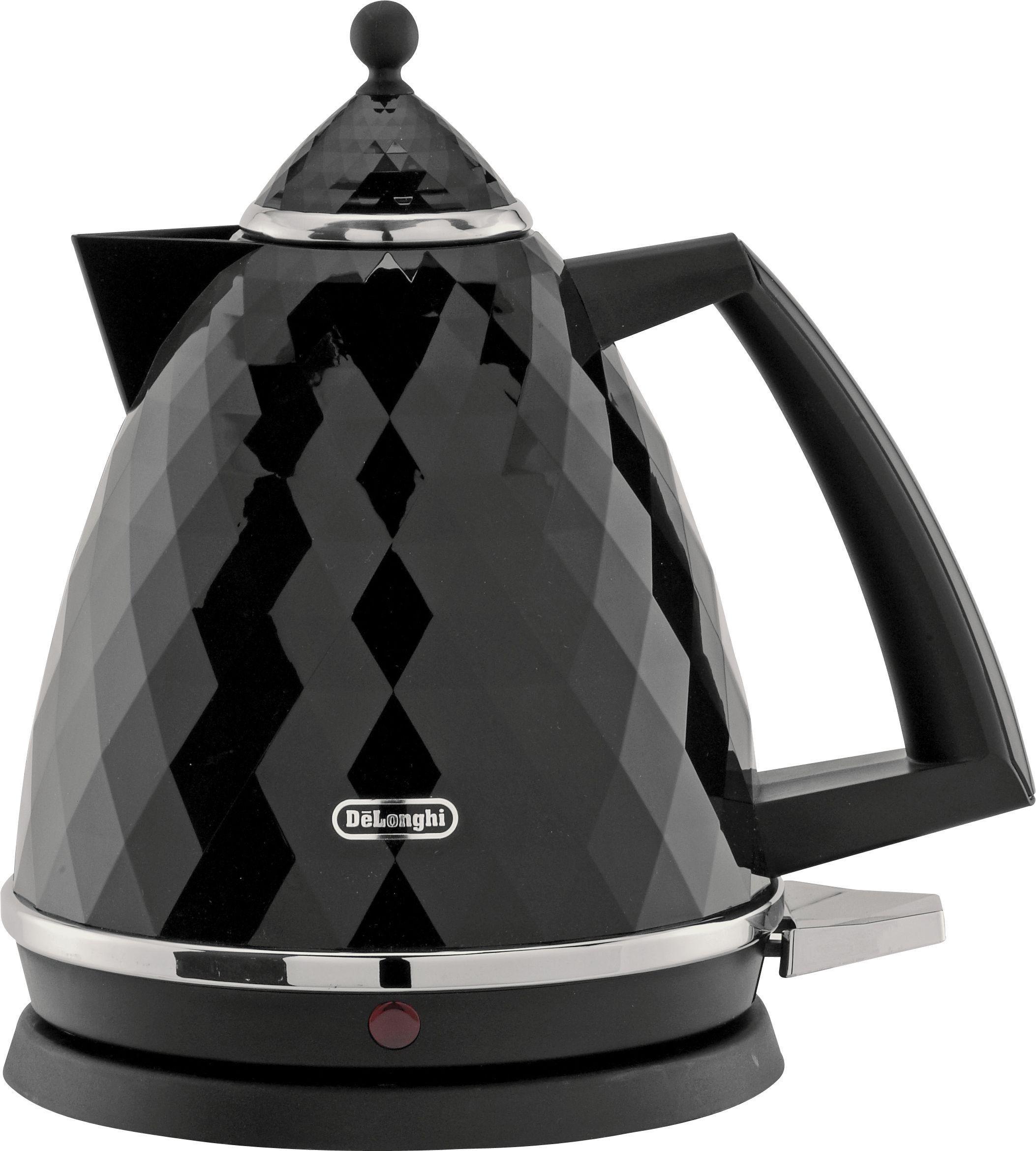 Buy De Longhi Brillante Kettle Black At Argos Co Uk