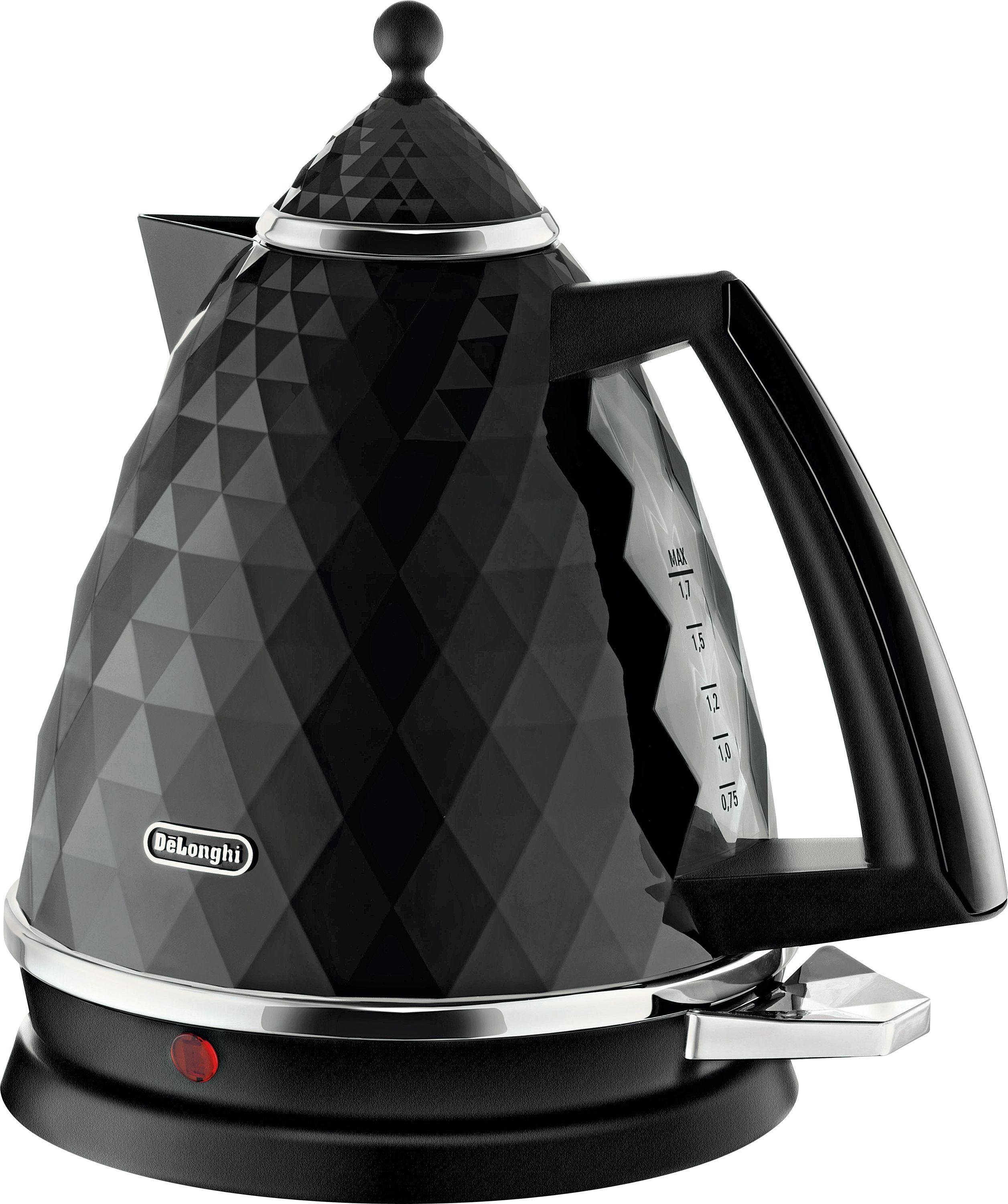 De'Longhi KBJ3001 Brillante Kettle - Black