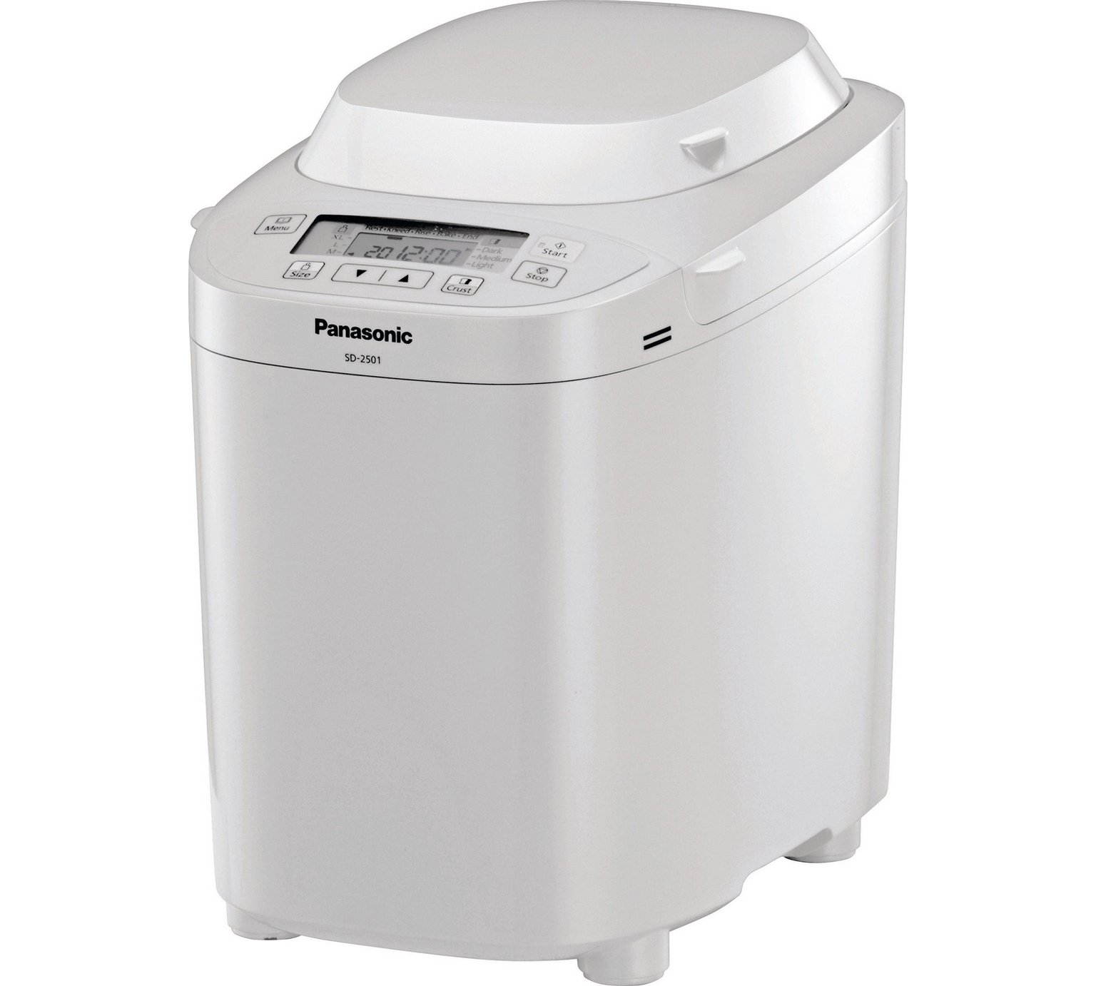 Panasonic SD2501 Breadmaker - White