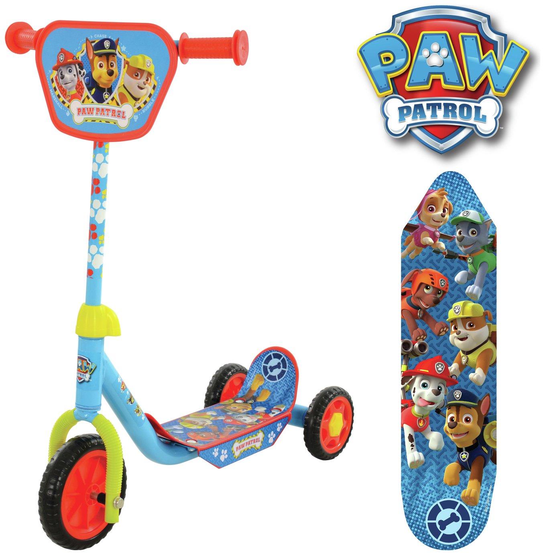 Buy Paw Patrol Tri Scooter Scooters Argos