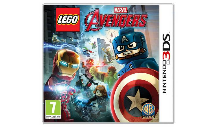 LEGO Avengers Game - 3DS