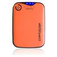 Veho - Pebble Verto Portable Power - Bank - 3700mAh � Orange
