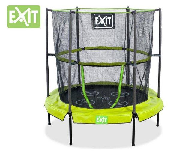 Buy EXIT Bounzy Mini Trampoline At Argos.co.uk