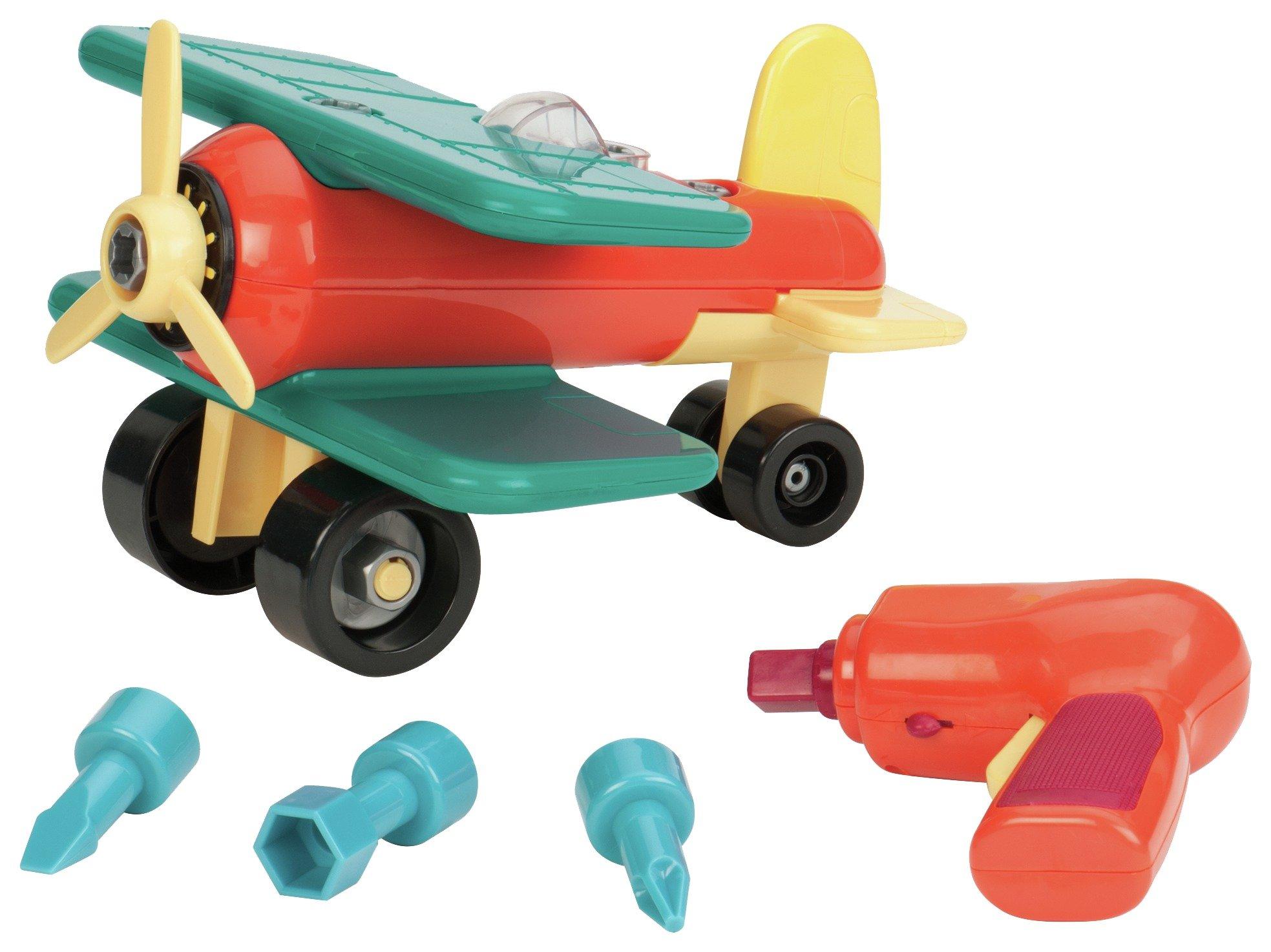 Image of Battat Take Apart Airplane.