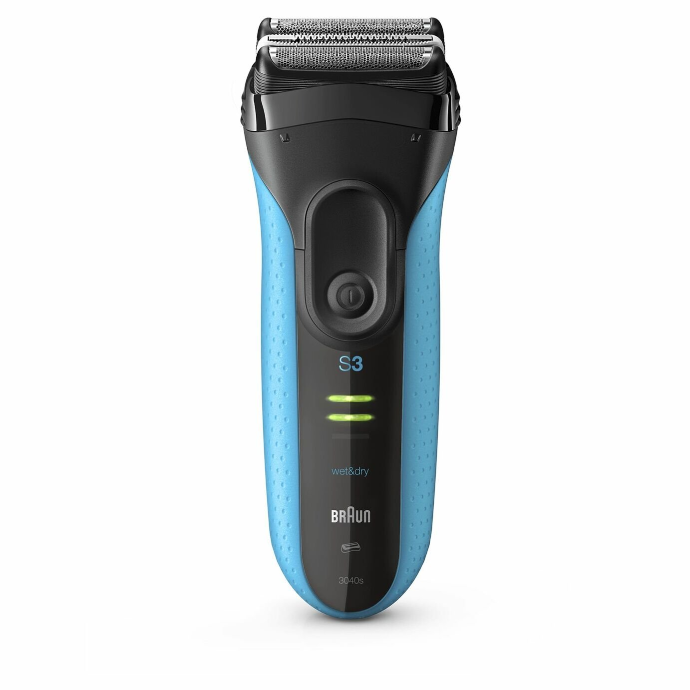 Braun Series 3 Wet and Dry Electric Shaver 3040s