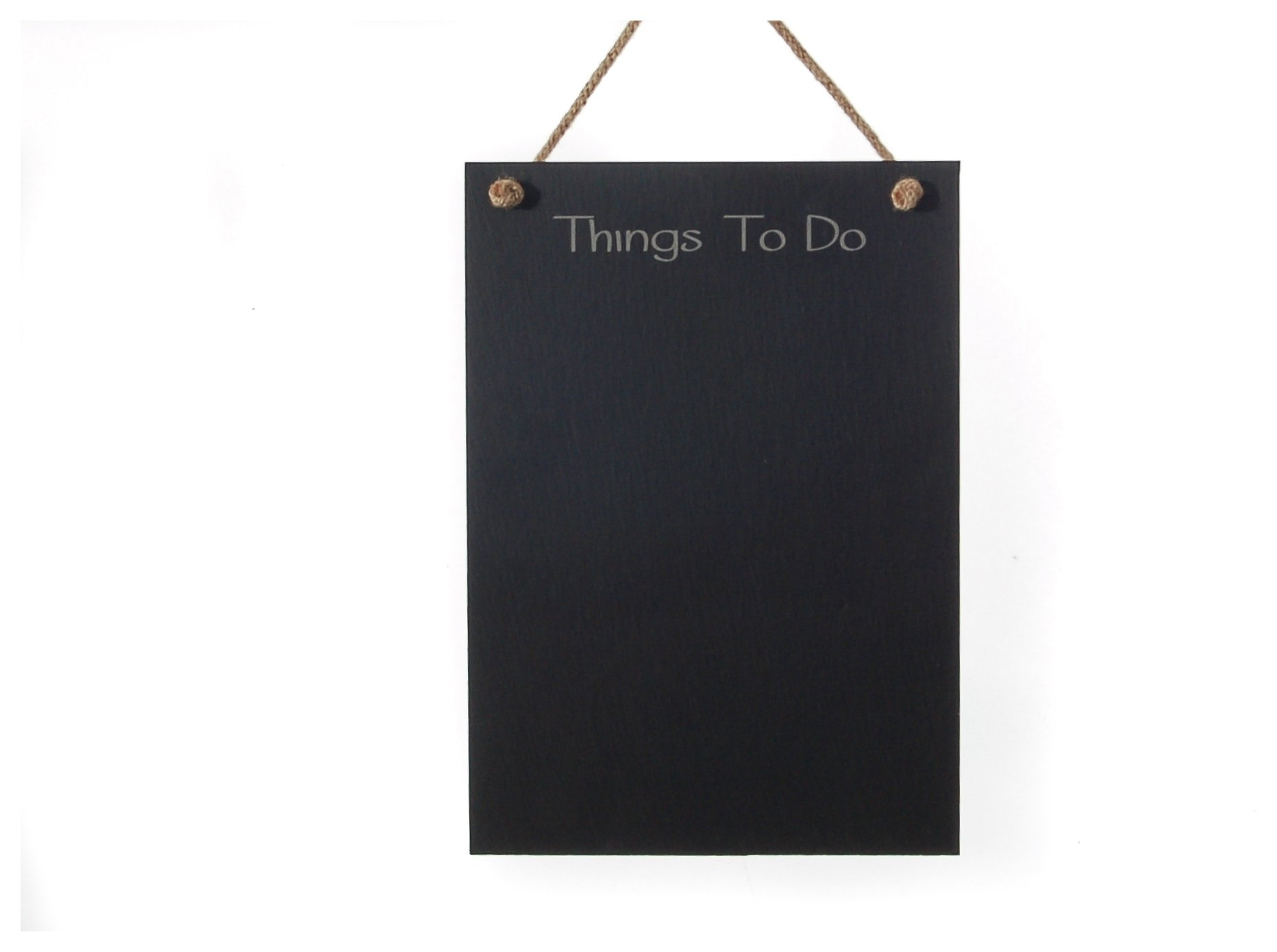 Image of Large Slate Memo Board - Things to Do.