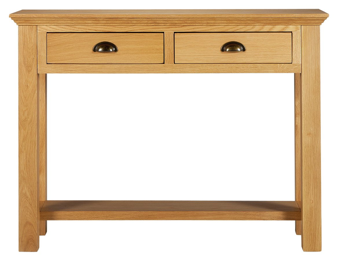 Console tables argos table black designs with drawers h on design console tables argos geotapseo Image collections