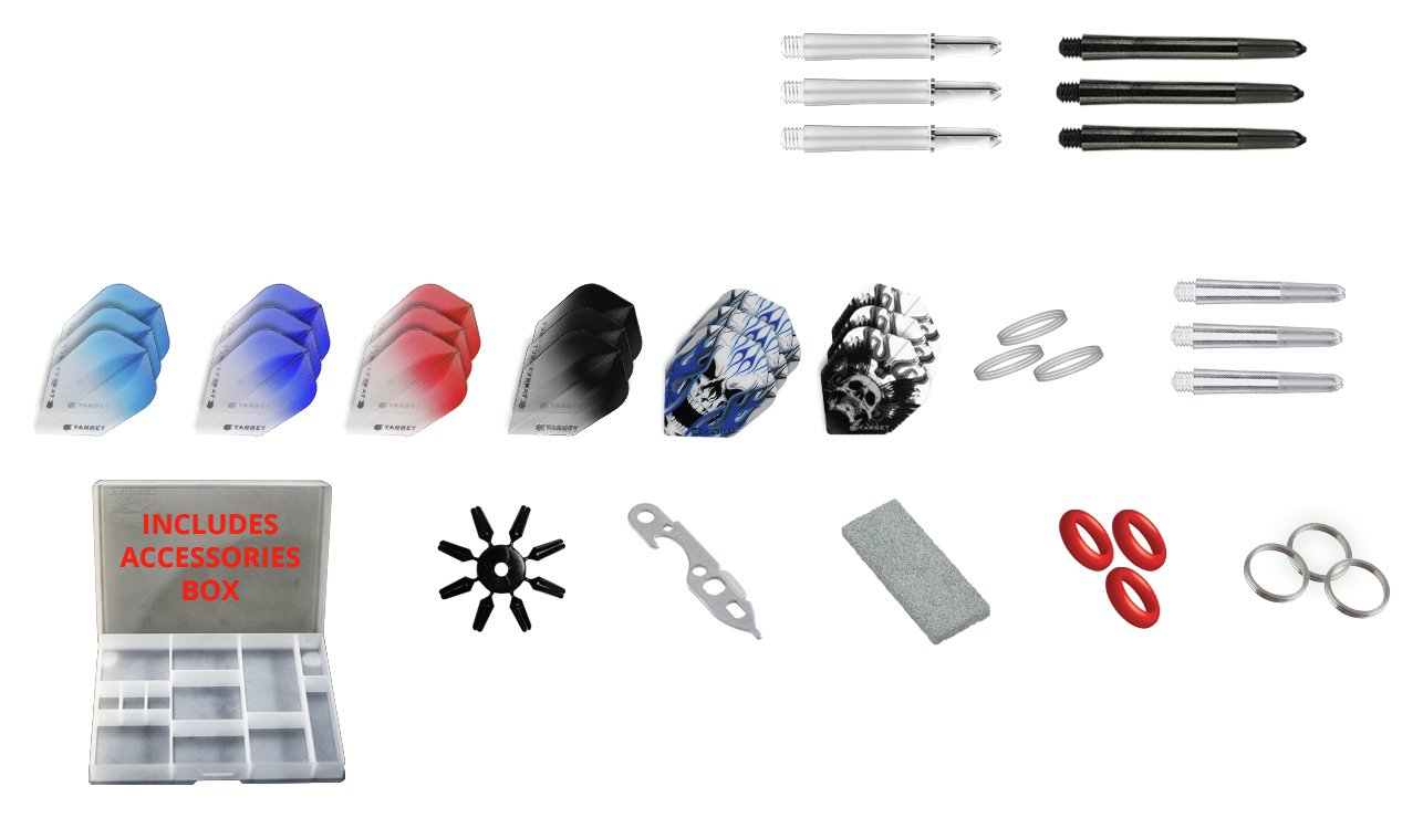 Image of Target - Pro Accessories Kit