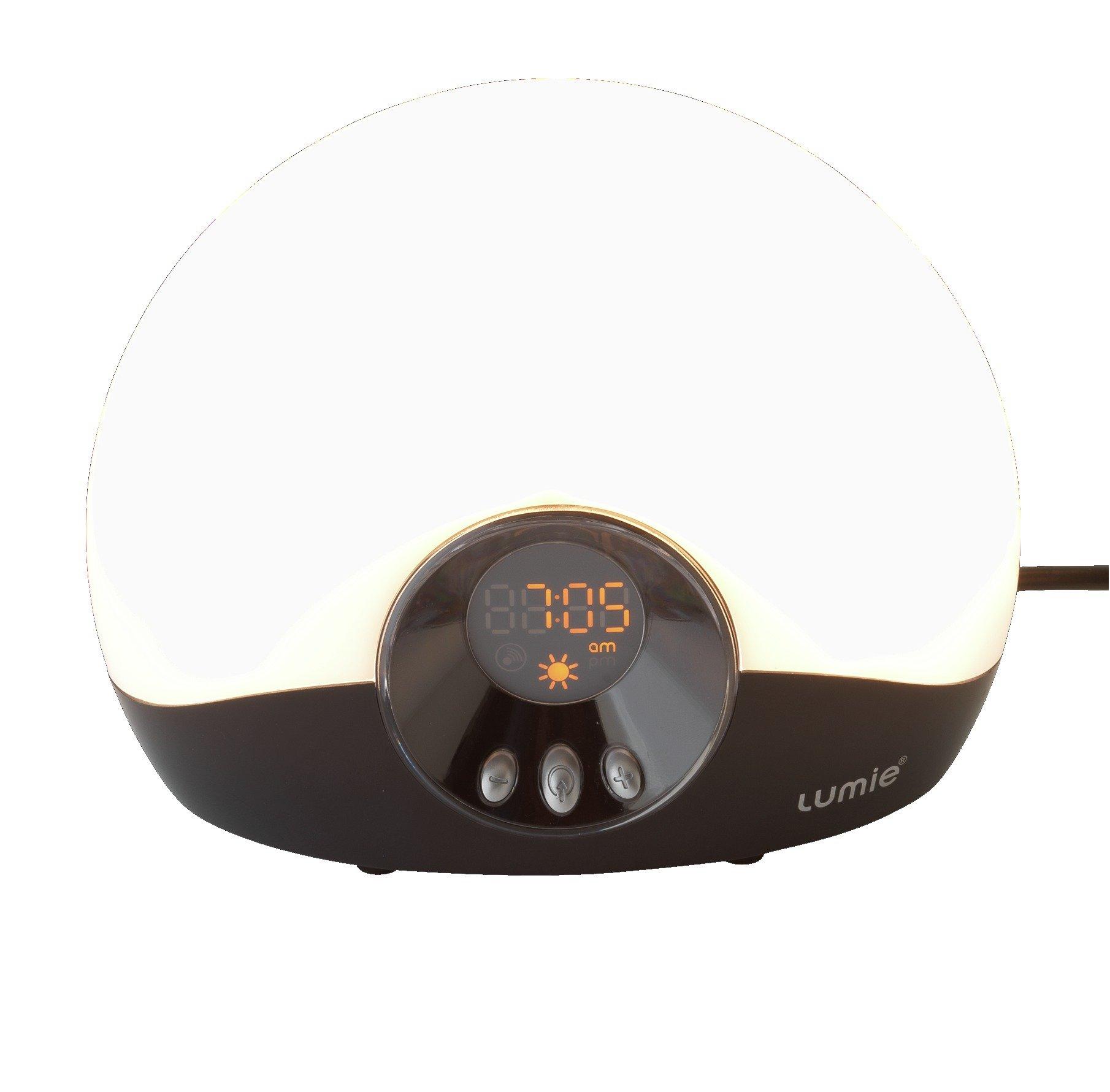 Lumie Bodyclock Go 75 Wake-Up Light Alarm Clock