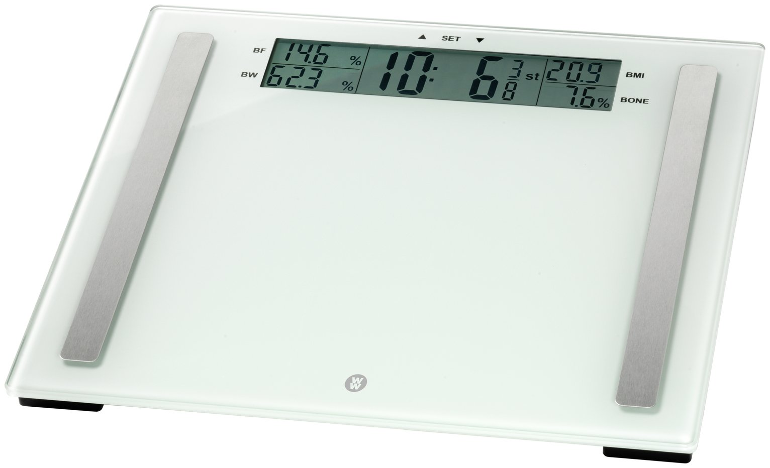 Weight Watchers Ultimate Precision Body Analyser Scale