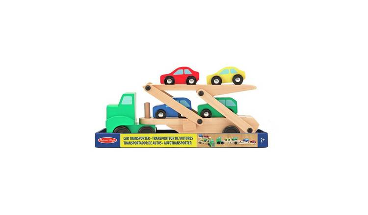 Melissa and Doug Car Transporter Playset