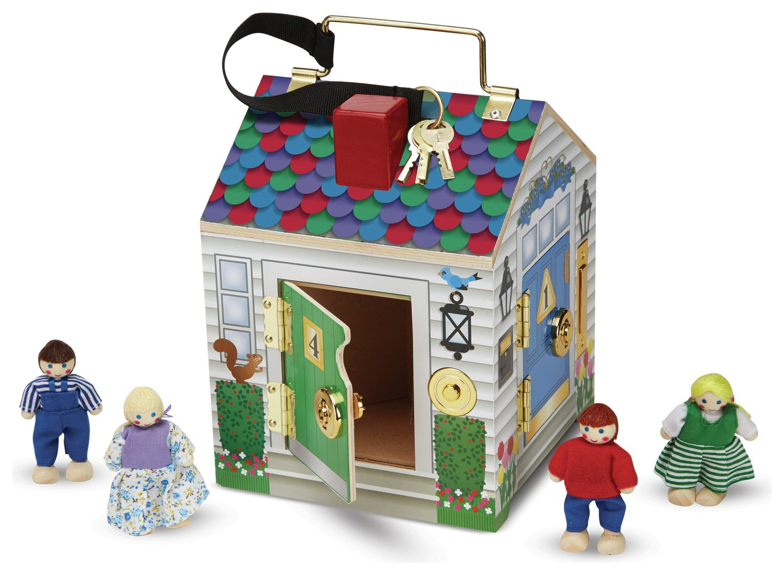 Melissa and Doug - Doorbell House