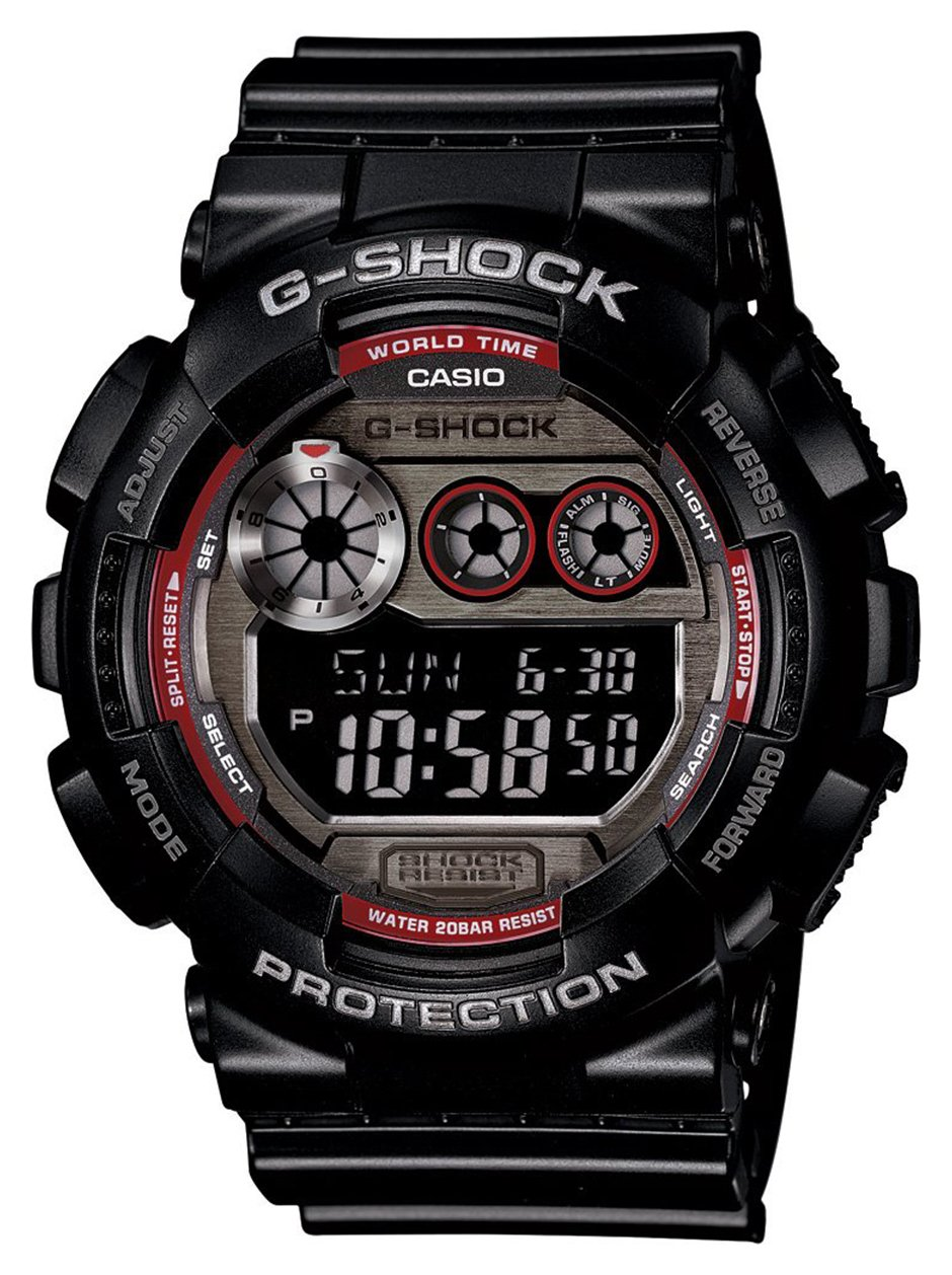 Casio - G-Shock - Reverse Display LCD - Watch lowest price
