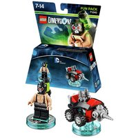 LEGO Dimensions: Bane Fun Pack.