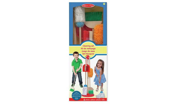 Melissa & Doug Let's Play House Dust Sweep Mop