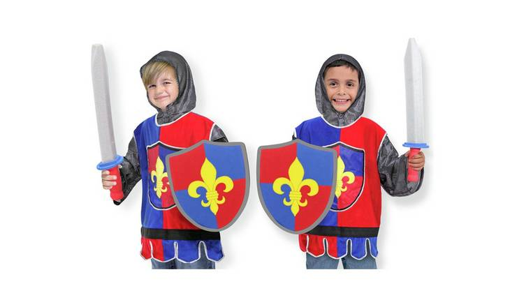 Buy Melissa And Doug Knight Playset Kids Fancy Dress Costumes Argos
