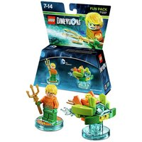 LEGO Dimensions: Aquaman Fun Pack.