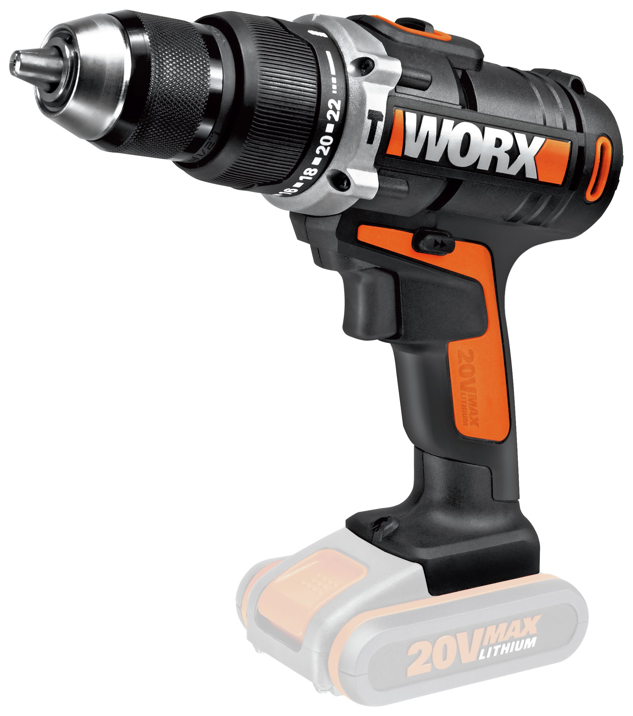 worx cordless hammer drill no battery gay times uk. Black Bedroom Furniture Sets. Home Design Ideas
