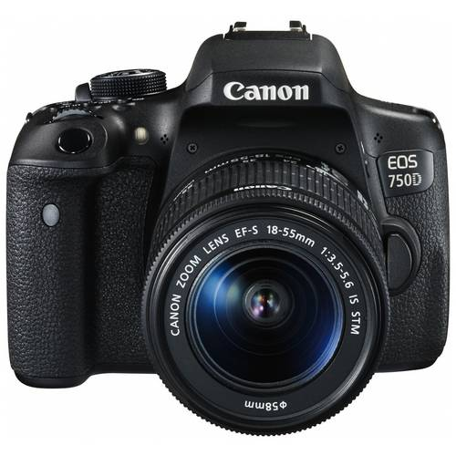 Buy Canon EOS 750D DSLR Camera with 18-55mm Lens | Limited stock Technology  | Argos