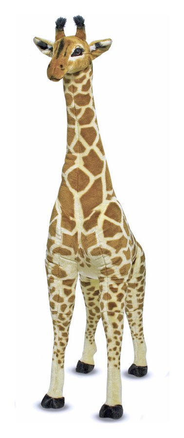 Melissa & Doug Plush Giraffe.