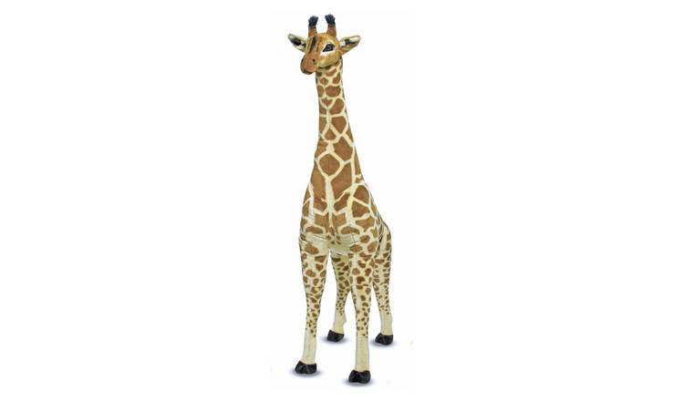 Buy Melissa Doug Soft Toy Giraffe Teddy Bears And Soft Toys Argos