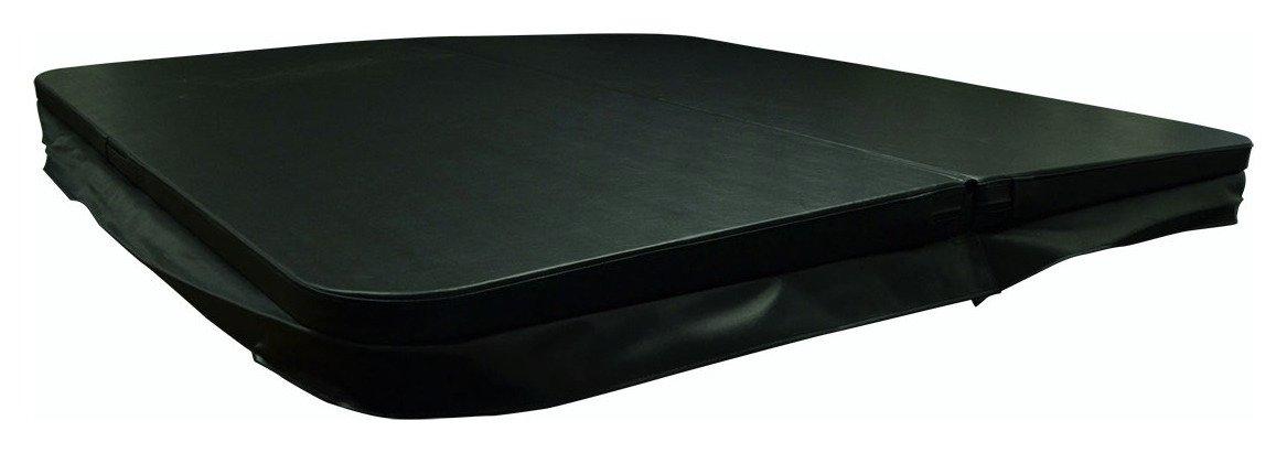Hot Tub Cover 200x200cm - Black. lowest price