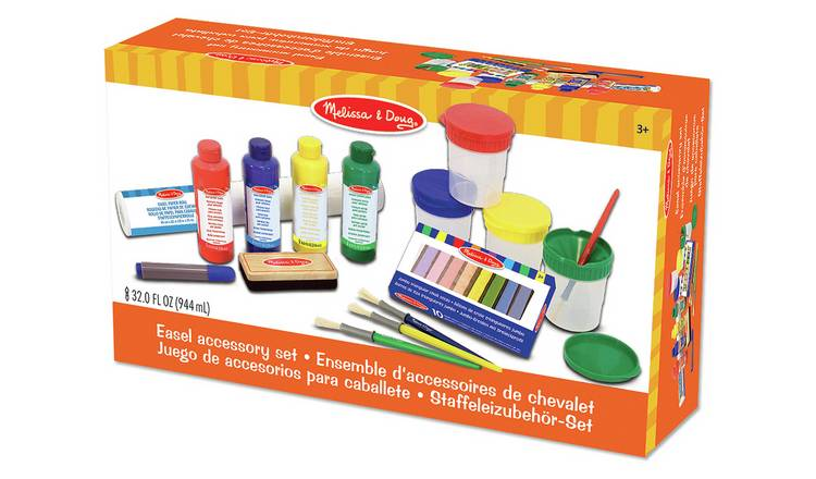 Buy Melissa Doug Easel Accessory Set Painting Drawing And Colouring Toys Argos
