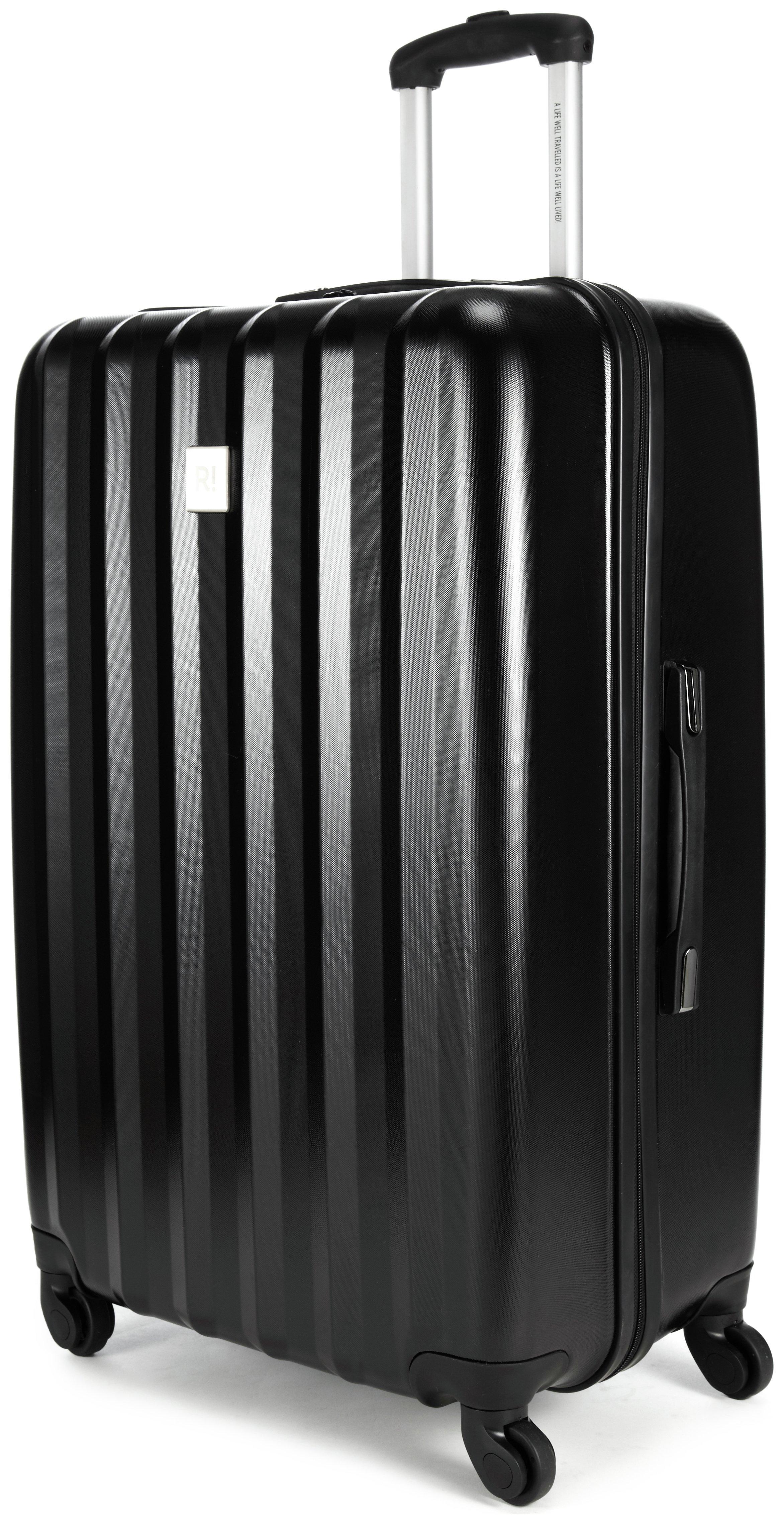 Buy Revelation Jude 4 Wheel Large Suitcase - Black at Argos.co.uk ...